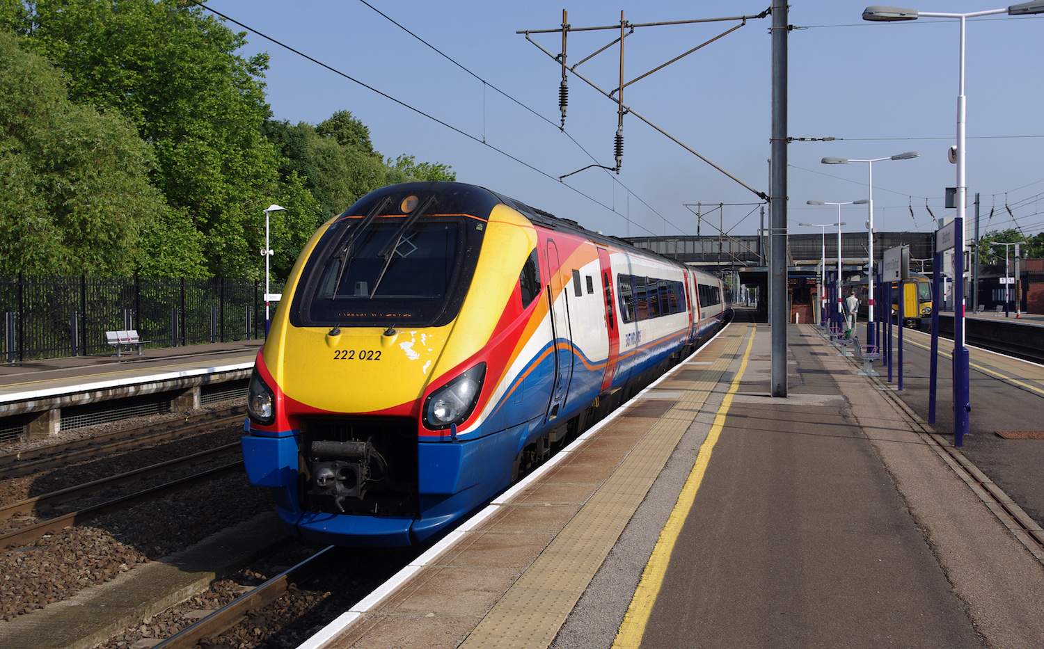 East Midlands Trains at Bedford from May 2018 – An Analysis